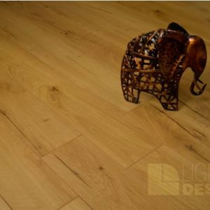 Oak Robust Fumed Wide